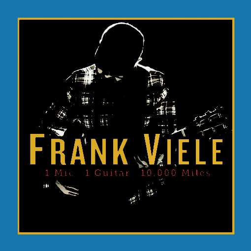 Frank Viele Sticker Square